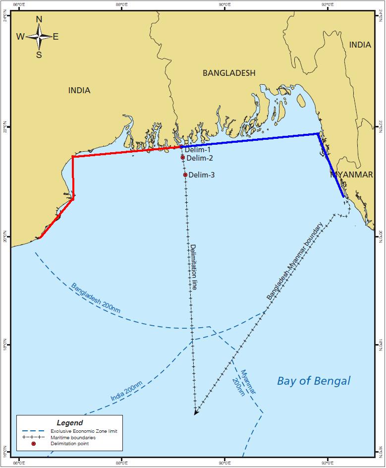 Bangladesh Maritime Boundary: Where Do We Stand Now? | FAIR